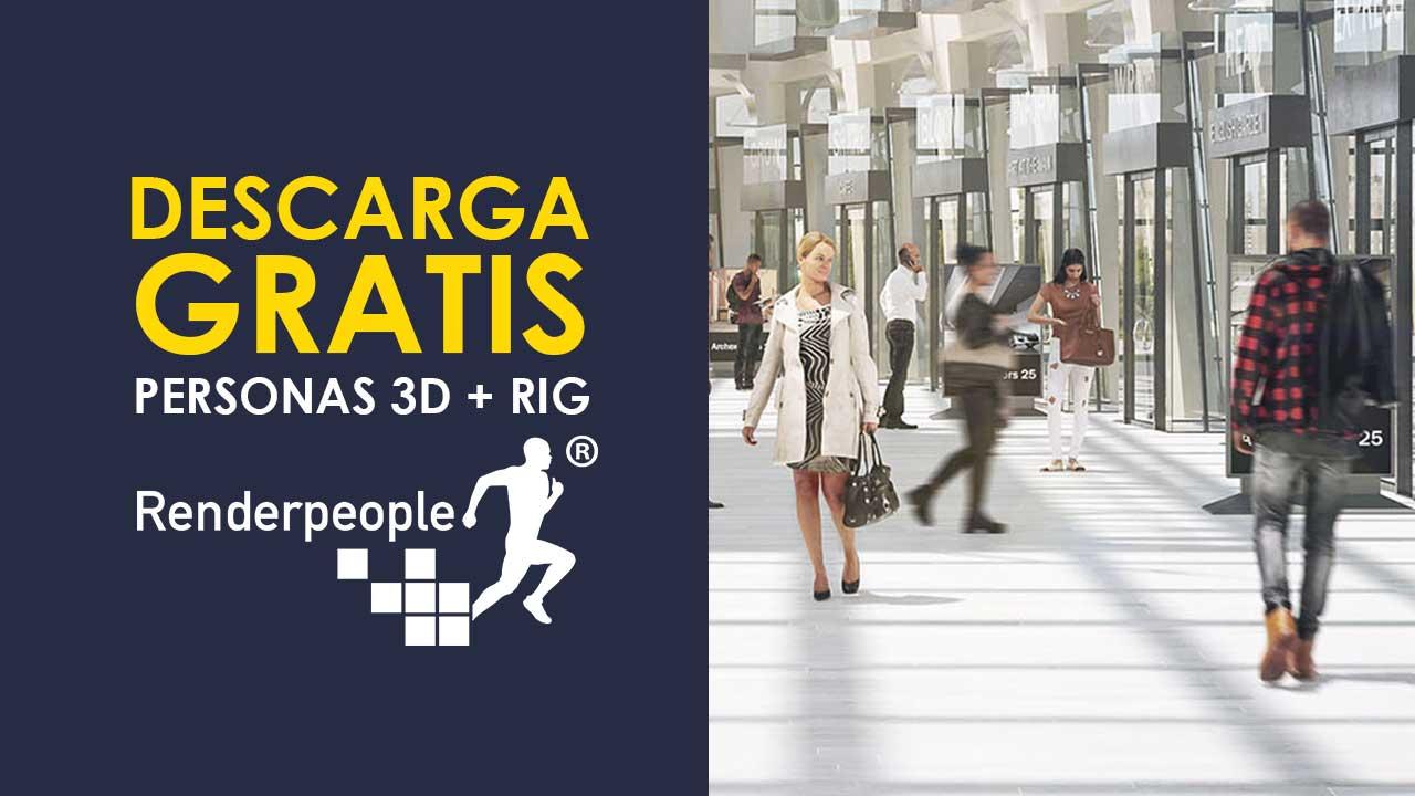 Renderpeople descarga gratis personas 3d rig gov3dstudio for Rendering 3d online gratis
